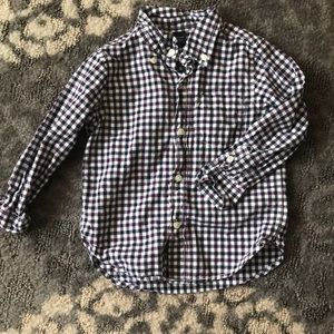 GAP Shirts & Tops - Gap boys 3t sweater and button up